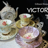 Victorian Tea at Gibson House