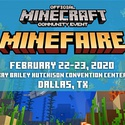 Minefaire, an Official MINECRAFT Community Event (Dallas, TX)
