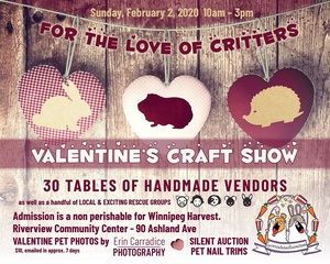 For the Love of Critters Craft Show