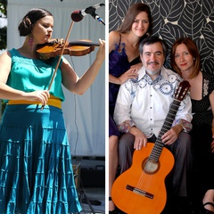Redwood Grove Summer Concerts: Tarimba + Cascades de Flores