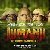 Waterfront Cinema Presents: Jumanji Welcome to the Jungle