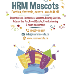 HRM MASCOTS & iNFLATABLES