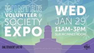 Winter Volunteer and Society Expo