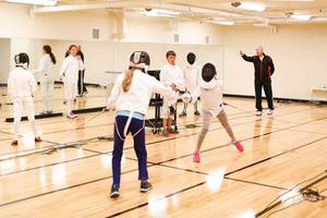 FENCING CAMP // 8-14 years