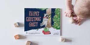A Storytime with the Author of Ralph's Christmas Quest, Abianne Falla