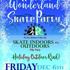 Winter Wonderland Holiday Skate Party