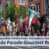 Yahoo! Calgary West Rotary Club - Stampede Breakfast, Parade Seating 2018