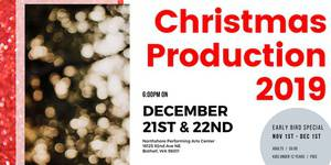 Christmas Production (Night One)