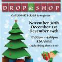 Drop and Shop with the Saskatoon Zoo Society