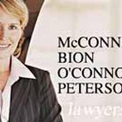 McConnan Bion O'Connor & Peterson Lawyers