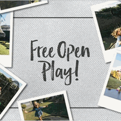 Free Open Play COME JUMP!