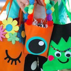 Kids' Halloween Craft Party
