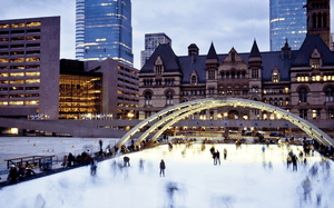 15 Free (or Really Cheap) Kids Activities in Toronto This Winter