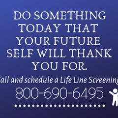 Senior Community Health Screening