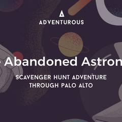Scavenger Hunt Adventure: Palo Alto