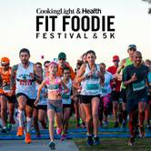 The Cooking Light & Health Fit Foodie Festival & 5K
