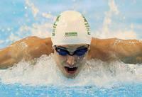 Georgina Syrgiannis Swim Marathon