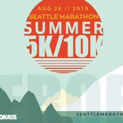 Seattle Marathon 5k/10k and Kids Fun Run