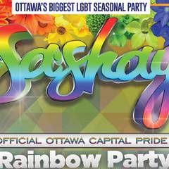 Sashay presents the Capital Pride Rainbow Party