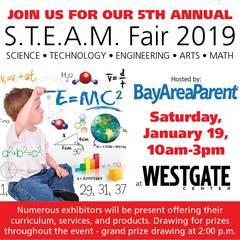 Bay Area Parent STEAM Fair