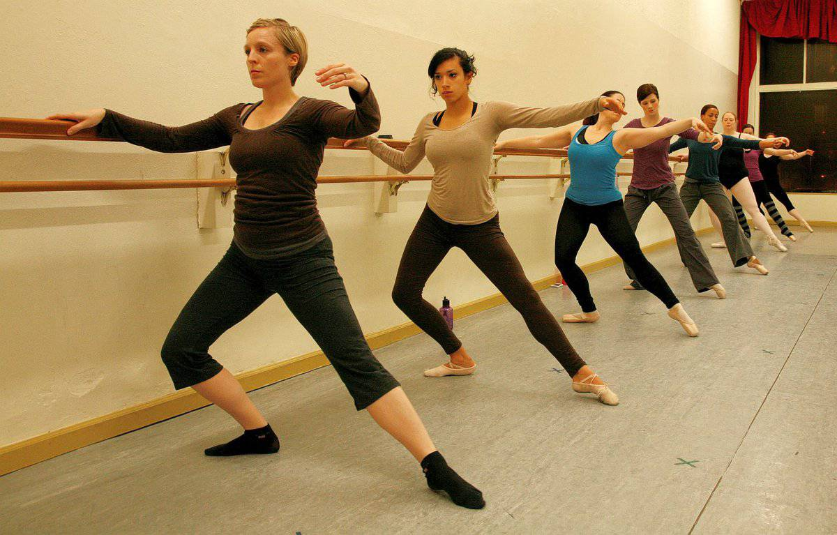Adult dance classes in hamilton