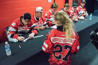 Ottawa 67's Autograph Session