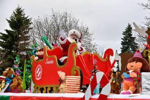 Beaches Santa Claus ParadeToronto