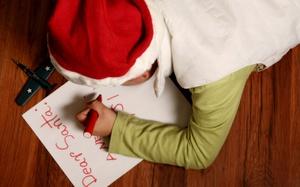 Write To Santa (He'll Write You Back!)