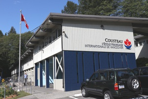 Cousteau School Open House