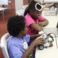 Family Workshop: Lego Mindstorms