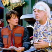 Back to the Future 2 - A Capital Pop-Up Cinema Production