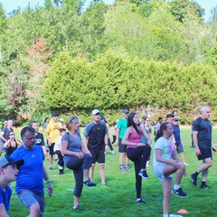 4th Annual Steps & Reps Family Sweat Session