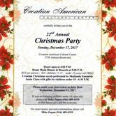 Croatian Christmas Party