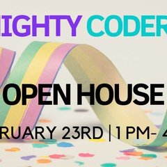 Open House @ Mighty Coders