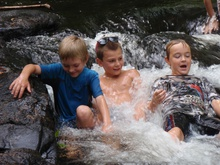 2 week Adventure Camp for boys and girls Ages 8-13 near Ottawa