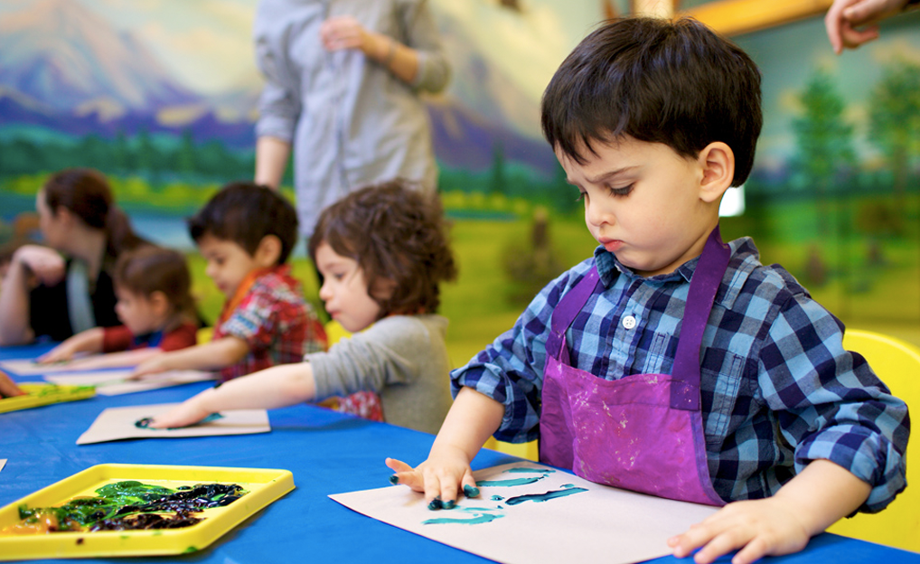 art classes for kids - 980×610