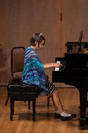 FREE - Junior Piano and Composition Highlights Concert - Greater Victoria Performing Arts Festival