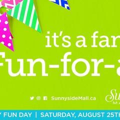 Free Family Fun Day!