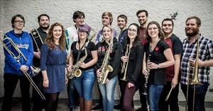 Mardi Jazz: USB band