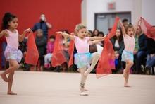 Recreational Rhythmic Gymnastics - Parent & Tot (ages 3&4)