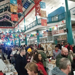 Calgary Night Market Holiday Shopping Series