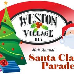 Weston Village Santa Claus Parade