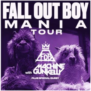"""Fall Out Boy """"M A N I A Tour"""""""