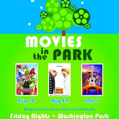 Burlingame Movies in the Park - Despicable Me 3