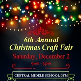 6th Annual Christmas Craft Fair