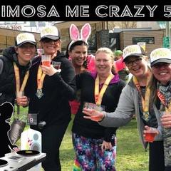 Mimosa Me Crazy 5K