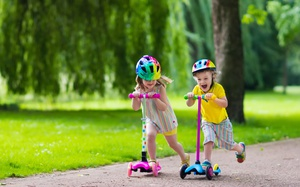 Summer Fun Activities for Kids that Build the Brain and the Body