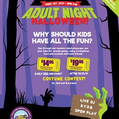 Adult Night at Mt Playmore