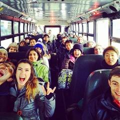 Round-trip Ski Bus to Squaw Valley!