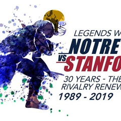 Legends Weekend 2019: Notre Dame vs. Stanford